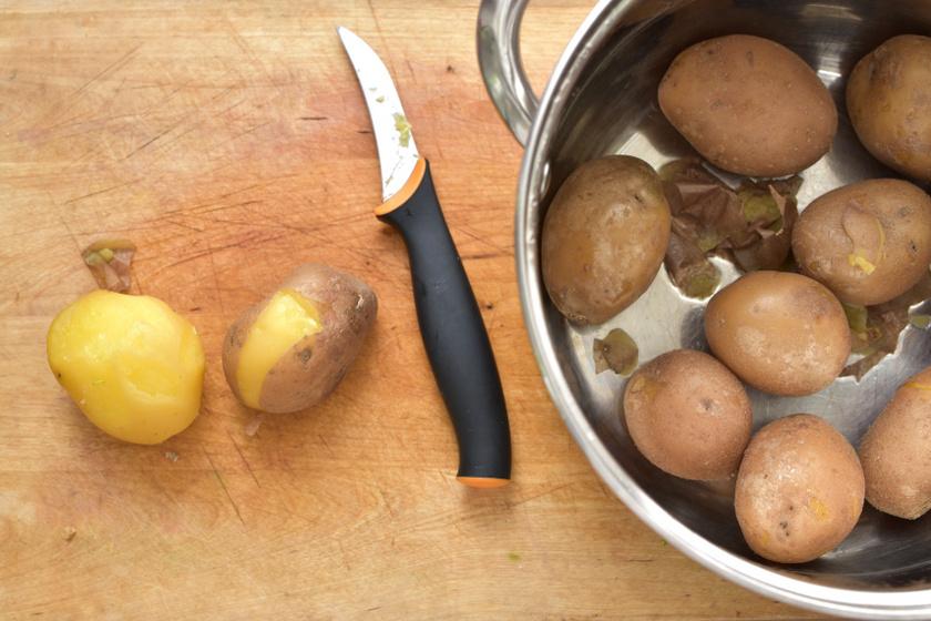 krumplisaláta kicsi