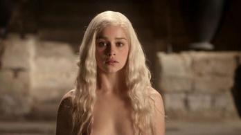 Trónok harca: A csalódott rajongókkal érveltek Emilia Clarke-nál, amikor nem akart vetkőzni