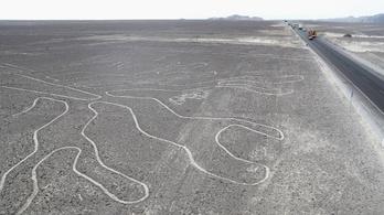Új Nazca-vonalakat tárt fel a gépi intelligencia