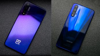 Az új Huawei pont ugyanaz, mint a régi Honor