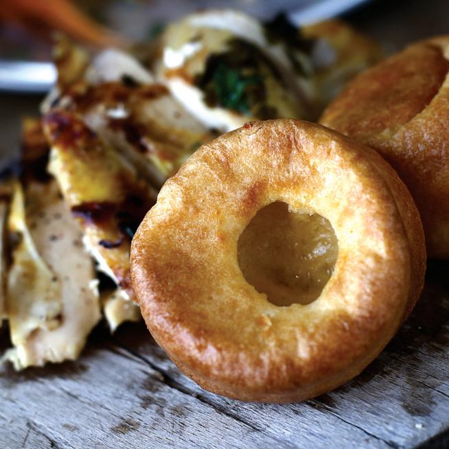 Így készül a Yorkshire pudding - Érdemes neki helyet szánni az ünnepi asztalon
