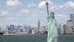 Hogy lehet egy muszlim nő Amerika jelképe? A Szabadság-szobor igazsága
