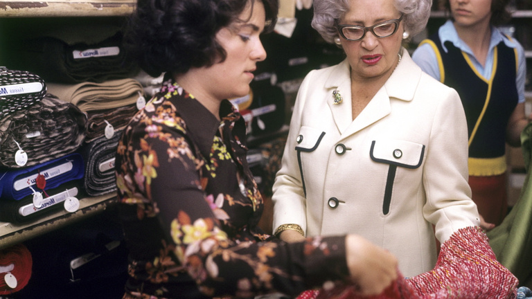 A nő, aki Horthy és Kádár feleségét is öltöztette