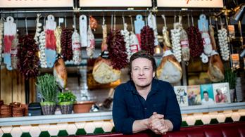 Az otthoni csőd ellenére külföldön terjeszkedik Jamie Oliver