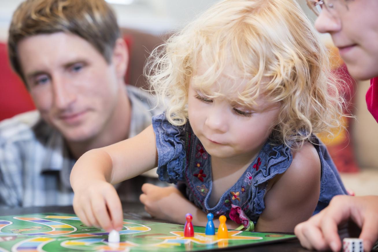 társasjáték gyerekprogram