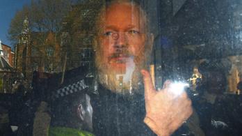 Nem nyomoznak tovább a svédek Assange nemi erőszakolós ügyében