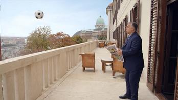 A Fradi vezérigazgatójának cége csinálta a Puskás Aréna imázsfilmjét