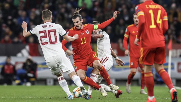 Wales 2-0-ra verte Magyarországot, mehet az Eb-re