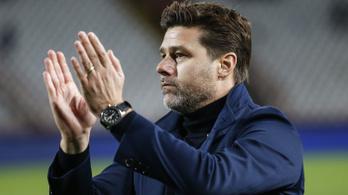 Hiába szárnyalt vele öt évig, a Tottenham kirúgta az edzőjét