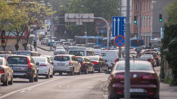 Lesz dugódíj Budapesten, és korlátozhatják a dízelautók behajtását is