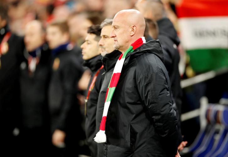 Marco Rossi a Wales ellen 2-0-ra elvesztett Eb-selejtezőn