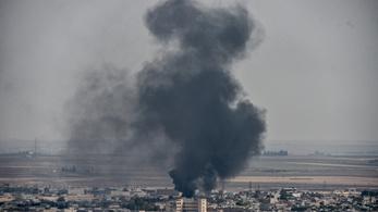 Pentagon: A szíriai török offenzíva az Iszlám Államot segítette