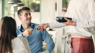 Alap, hogy az első randin a férfi fizet? Szavazz!