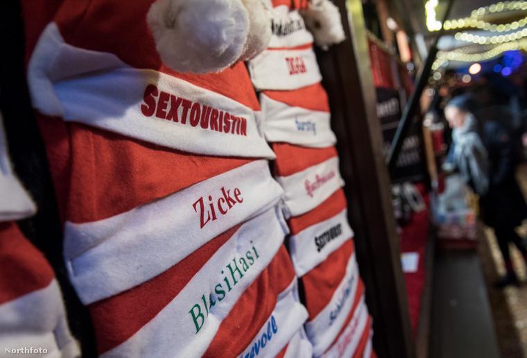 Mielőtt megmutatnánk, mitől is pikáns ez a vásár, idézzük fel, hogy nem ez az egyetlen rendhagyó karácsonyi esemény Németországban