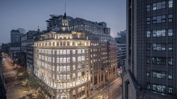Mi tavaly fedeztük fel, Kínában száz éve tisztelik ezt a nagy magyar építészt