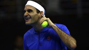 Federer már tíz éve is a visszavonuláson gondolkodott