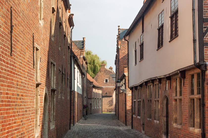Beginaudvar a belgiumi Leuvenben