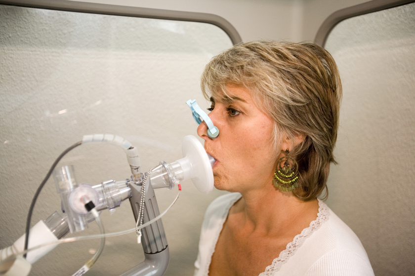Így zajlik a COPD szűrése.