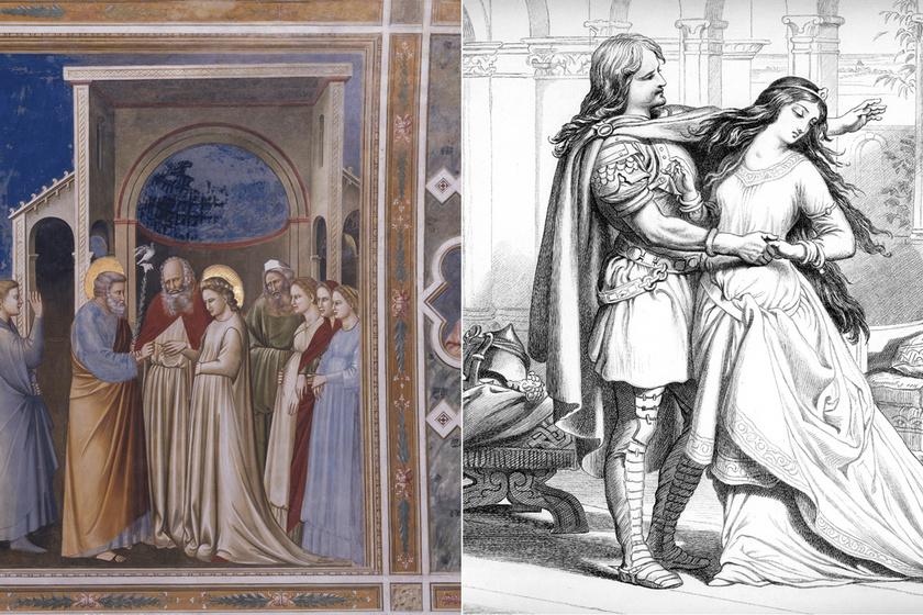Milyen volt a házasság a középkorban? Szigorú és furcsa szabályok uralták a hétköznapokat