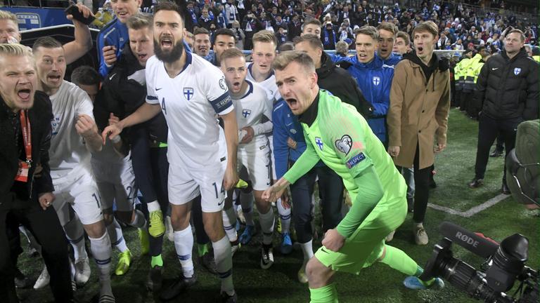 A finnek élik a magyar válogatott álmát