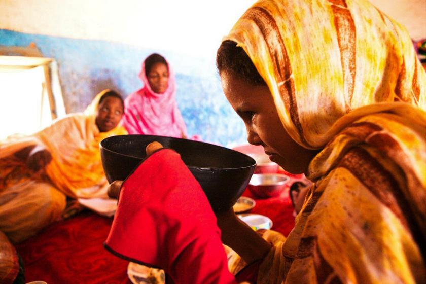 lanyok hizlalasa mauritania