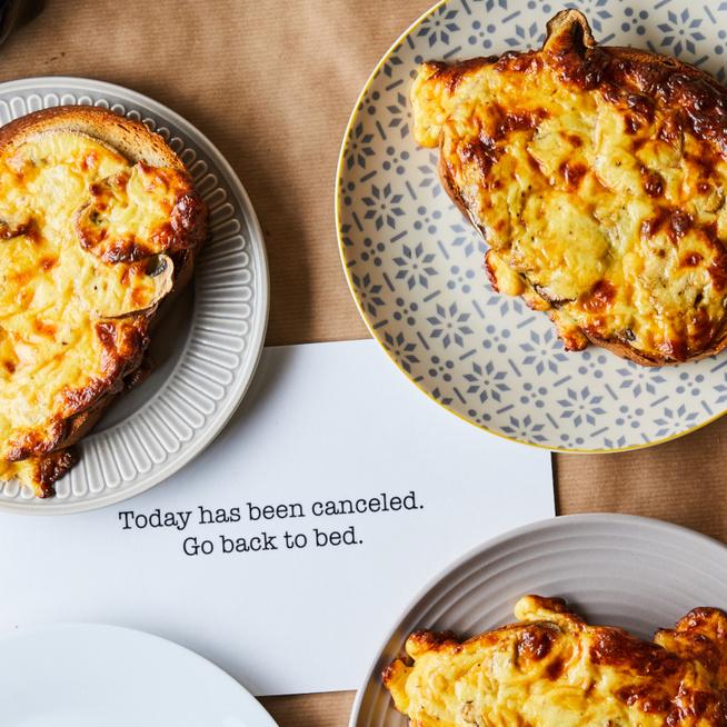 Angliában még a sajtos melegszendvicsnek is elegáns a neve - Welsh Rarebit