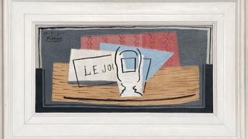 Értékes Picasso-képet lehet nyerni sorsjegyekkel Franciaországban