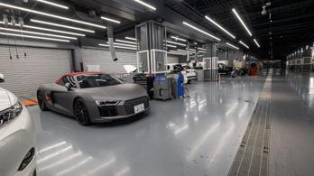 A világ legőrültebb autósboltja