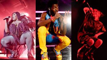 Lizzo, Lil Nash X és Billie Eilish az idei Grammy-nevezések nagy nyertesei