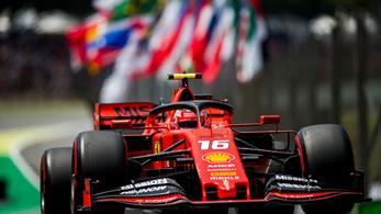 Ferrari: A futamunk amúgy rendben volt