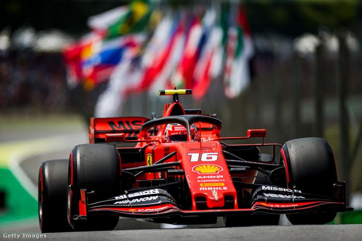 """""""A Ferrari rendben volt"""""""