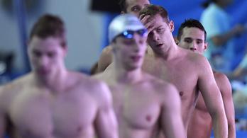 Írásbeli megrovást kapott az úszószövetségtől a zaklató Kenderesi Tamás