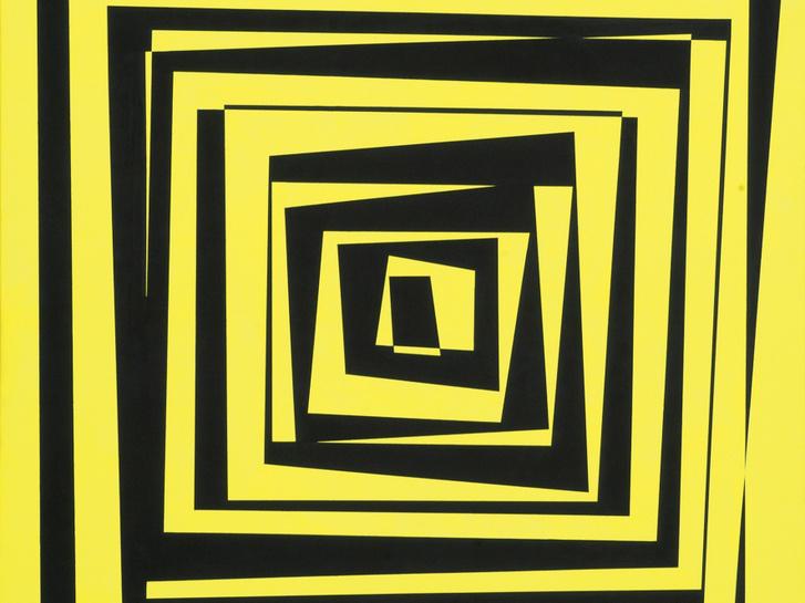 Vera Molnar: Transformation 15, 1975