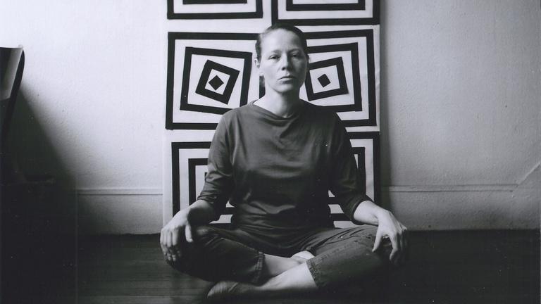 A világhírű magyar festőnő, aki először készített számítógéppel képeket
