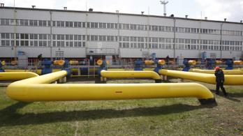Közvetlen gázszállításról tárgyalt Oroszország és Ukrajna