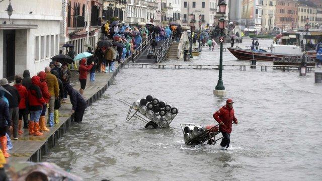 Hamarosan végleg a víz martalékává válhat Velence