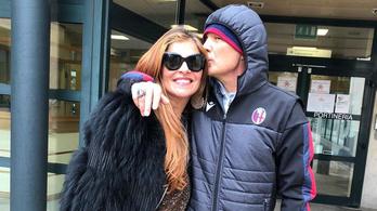 Szinisa Mihajlovicsot kiengedték a kórházból, csütörtökön már edzést vezet