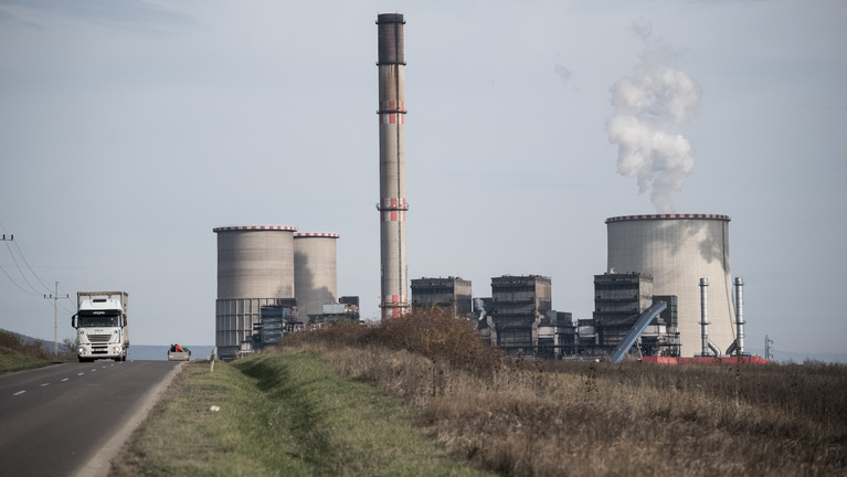 Palkovics: 2025-től földgáz alapú lesz a Mátrai Erőmű