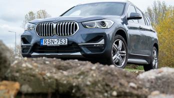 Teszt: BMW X1 xDrive 20d – 2019.