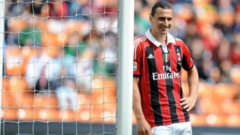 Ibrahimovic közelít a Milanhoz