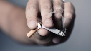 Ez történik a testedben, ha leteszed a cigit