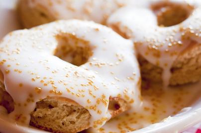 Omlós, levegős pezsgős fánk – Különleges ünnepi édesség