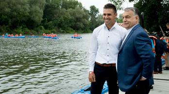 Orbán írta az olimpiai bajnokról szóló könyv előszavát