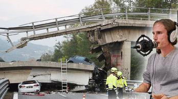 Amikor rájössz, hogy rossz helyre építetteda hidat