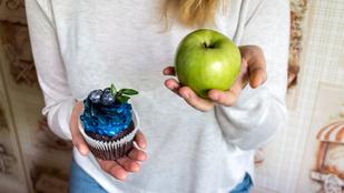 Miért egészségesebb egy cukorral teli alma, mint egy kockacukor?