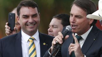 A brazil elnök korrupcióellenes pártot alapít, fia lett az alelnöke