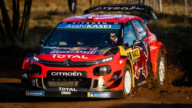 Jövőre már nem tér vissza   a WRC-be a Citroën