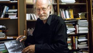 Krasznahorkai regénye Nemzeti Könyvdíjat nyert Amerikában