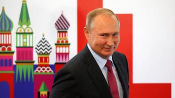 A moszkvai bíróság elutasította a Putyin ellen tett feljelentést