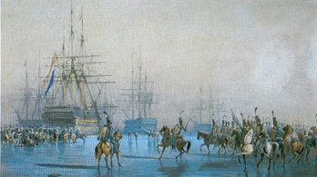 Hogyan tud egy lovassereg legyőzni egy hajóflottát?